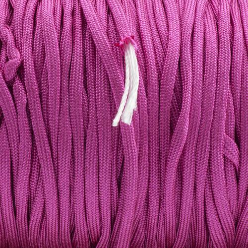 Paracord 4 mm, Fuchsia (meter)