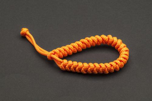 Paracord 550, Sofit Yellow Pink Snake (meter)
