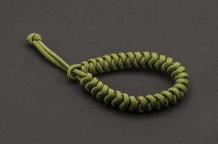 Paracord 550, Fashion Moss (meter)