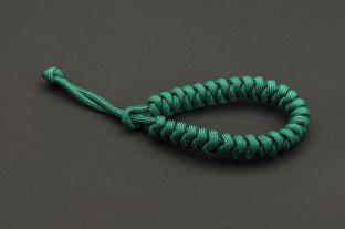 Paracord 550, Dirty Dark Green (meter)