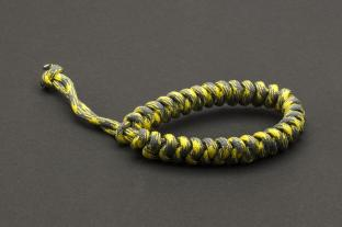 Paracord 550, Grey Yellow (meter)