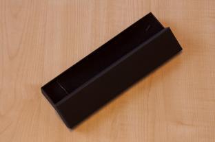 Presentask 4x21 cm, Svart (st)