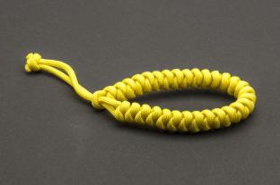 Paracord 550, Yellow (meter)