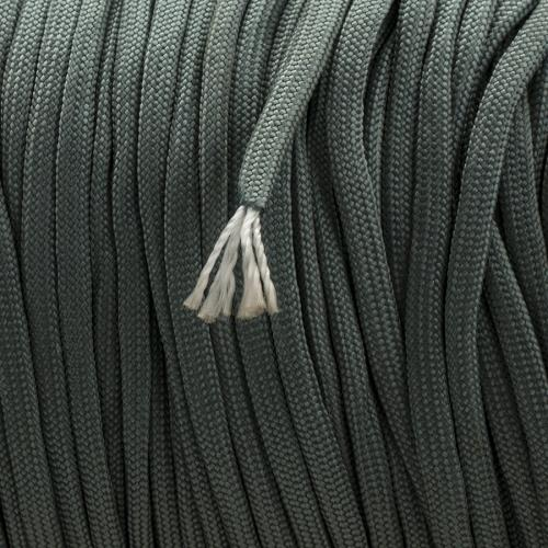 Paracord 4 mm, Mellangrå (meter)