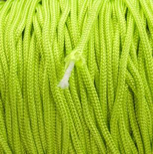 Paracord 2 mm, Ljusgrön (meter)