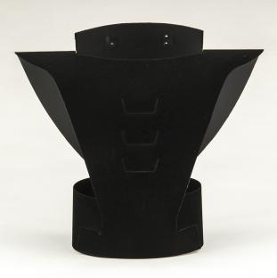 Display för halsband , Svart (st)