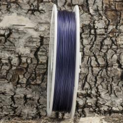 Plastöverdragen wire