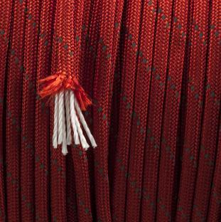 Paracord Reflex 4 mm, Röd (meter)